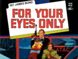 For Your Eyes Only (Marvel)