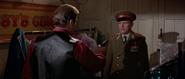 Orlov confronté à Bond