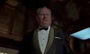 Goldfinger et Bond inconscient