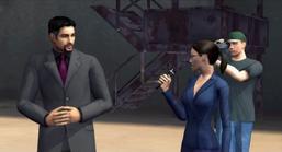 Drake's interviewed at power plant (Nightfire, GC)