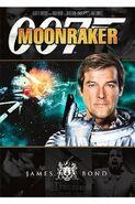 Moonraker dvd cover
