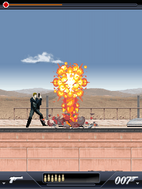 Quantum of Solace (mobile game) 12