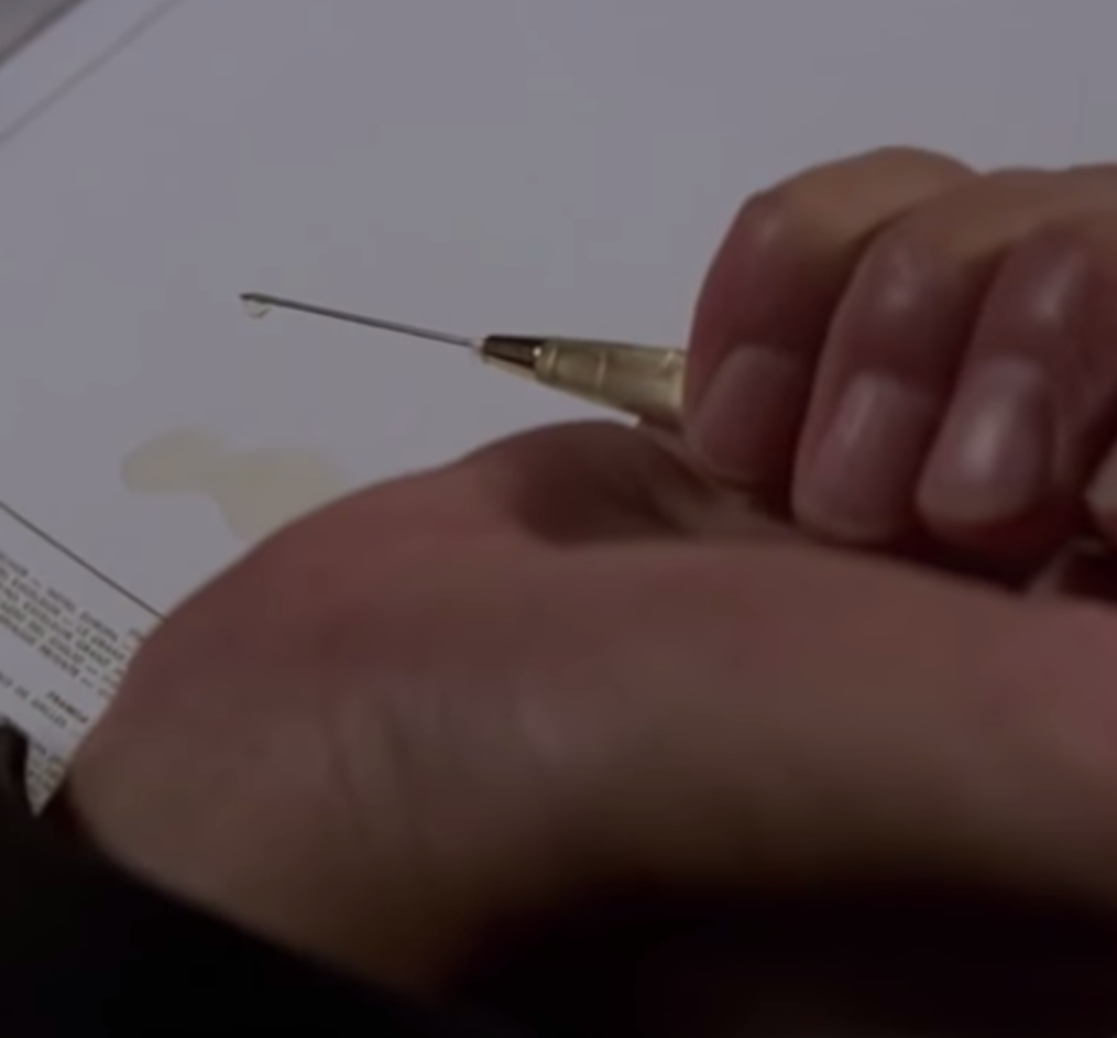 Gadgets - MR - Needle