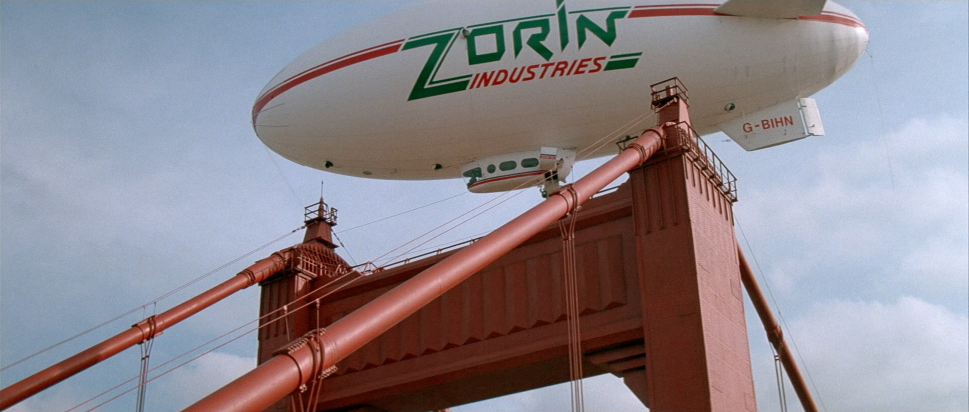 Zorin Industries Blimp