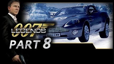 007 Legends Walkthrough - Mission 4 - Die Another Day (Part 1) Xbox 360 PS3 Wii U PC