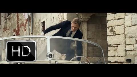 Bond 25 RISICO - Theatrical Trailer HD-1080p Fan Made