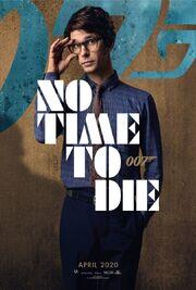 NoTimeToDie-Q-Poster