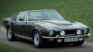 Aston Martin V8 Vantage Volante - Profile