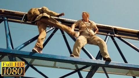 Casino Royale (2006) - Crane Fight Scene (1080p) FULL HD