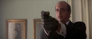 Kaufman et le Walther de Bond