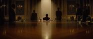 Blofeld durant la réunion
