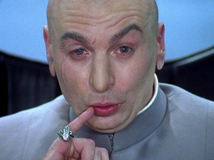 Dr. Evil (Austin Powers)