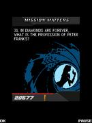 Question (James Bond Trivia)