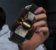 GoldenEye controller (GoldenEye 007, 2010)