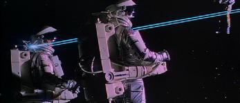 US Space Troops
