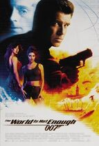 The World is Not Enough Theatrical Poster
