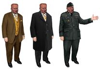 Auric Goldfinger concept art (007 Legends)