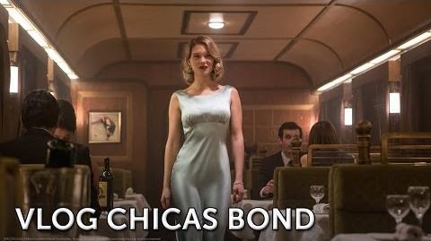 SPECTRE. James Bond 007. Vlog Chicas Bond. En cines 6 de Noviembre.