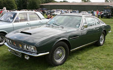 Aston Martin DBS 1969