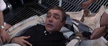 James Bond dans le sous-marin