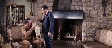 James Bond faisant connaissance avec Draco