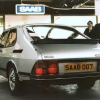 Vehicle - Saab 900 Turbo