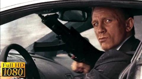 Quantum of Solace (2008) - Car Chase Opening Scene (1080p) FULL HD