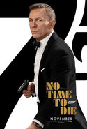 No Time to Die poster 18