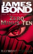 Zero Minus Ten (1998 paperback)