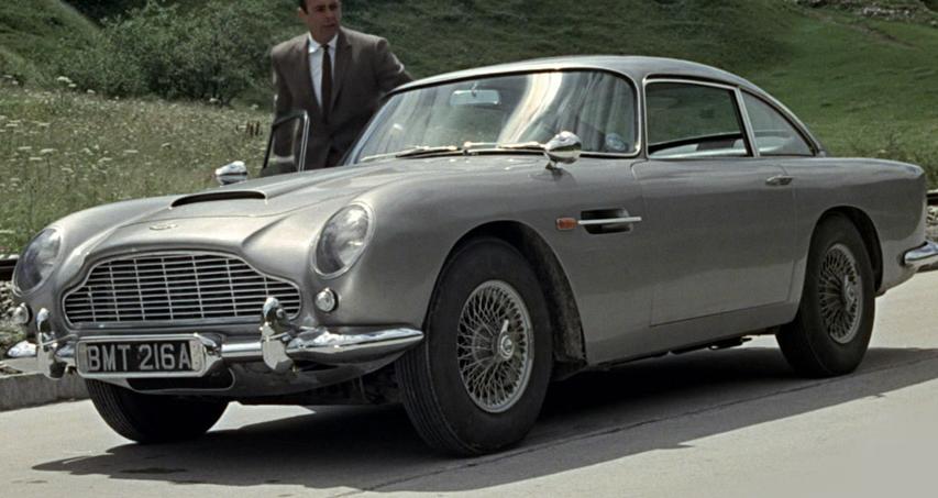 Nice Aston Martin DB5