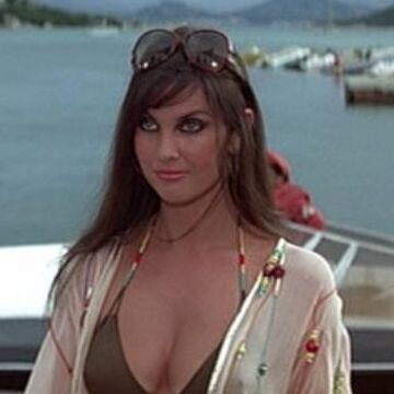 Naomi James Bond Wiki Fandom