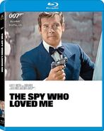 The Spy Who Loved Me (2015 Blu-ray)