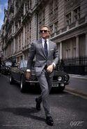 Aston Martin V8 NTTD Promo