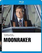 Moonraker (2015 Blu-ray)