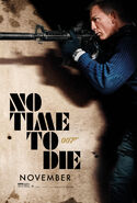 No Time to Die poster 19