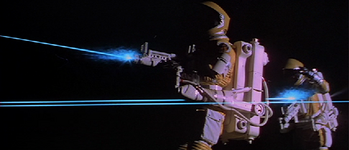 Drax Space Troops