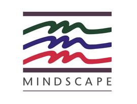 Mindscape circa 1985 logo