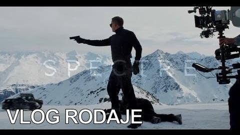 SPECTRE. James Bond 007. Vlog rodaje en Austria. En cines 6 de Noviembre 2015.