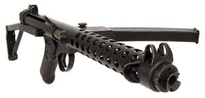 Sterling submachine gun