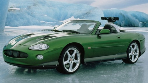 Jaguar XKR | James Bond Wiki | FANDOM powered by Wikia