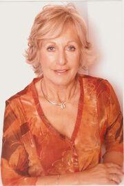 Actress Marolyn Turk