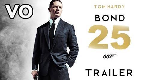 BOND 25 Trailer (2019) VO Tom Hardy - Christopher Nolan Fan Made