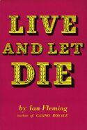 Live and Let Die (novel)