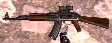 AK-47 ACOG (007 Legends) 1