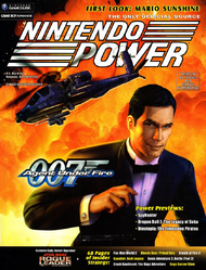 Nintendo Power Magazine (Volume 155, April 2002)