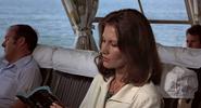 Andrea dans le bateau