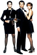 Bond, Natalya and Xenia 3