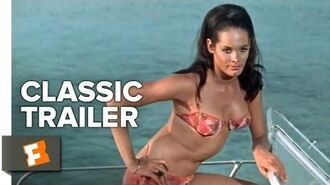 Thunderball (1965) Official Trailer HD