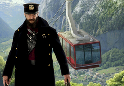 WoE -Dragomir cable-car fight