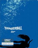 Thunderball (2015 Blu-ray SteelBook)